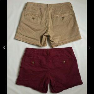 American Eagle Shorts Lot Sz. 2